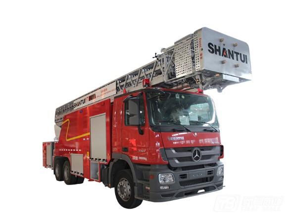 山推YT32消防车