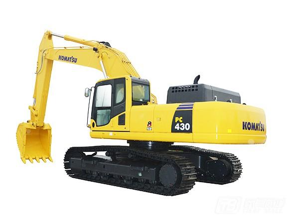 小松PC430履带挖掘机