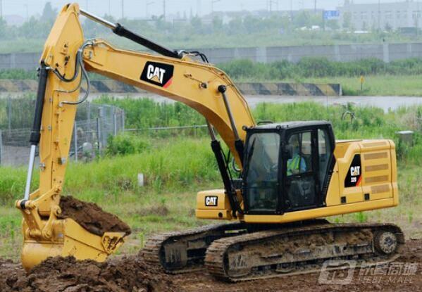 Cat^r 320液压挖掘机图片