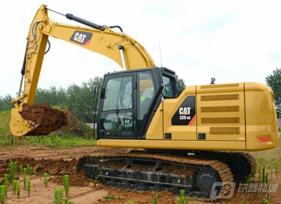 Cat^r 320 GC液压挖掘机
