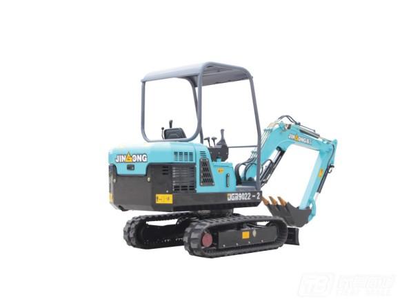 晋工JGM9022履带挖掘机