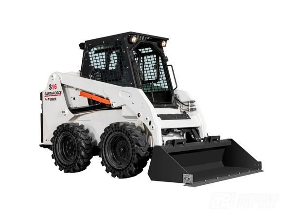 山猫S16滑移装载机
