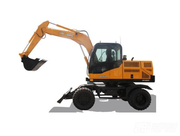 晋工JGM909LN-8轮式挖掘机