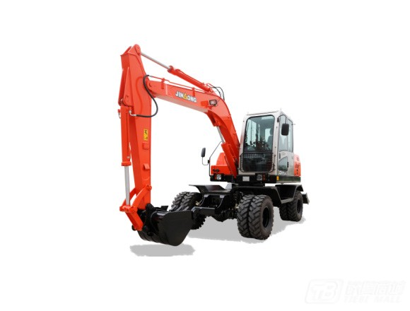 晋工JGM9075LN-9轮式挖掘机图片