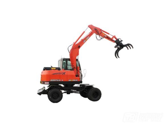 晋工JGM9085LNZ-9轮式挖掘机图片