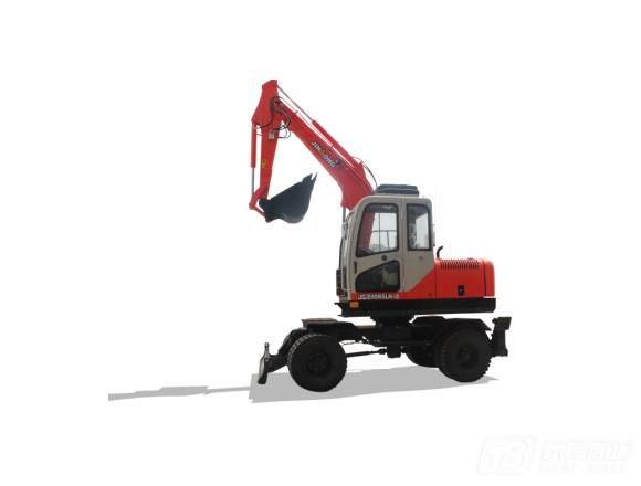 晋工JGM9085LN-8轮式挖掘机