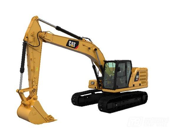 卡特彼勒新一代CAT® 320液压挖掘机