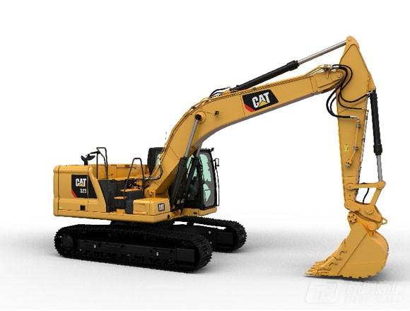 卡特彼勒Cat<sup>®</sup> 323液压挖掘机