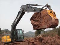 约翰迪尔E130履带挖掘机