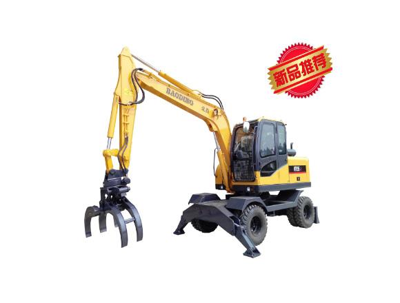 宝鼎BD95-7抓木机图片