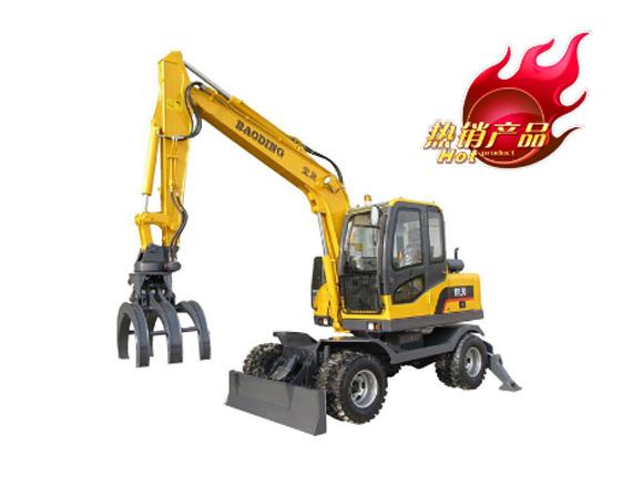宝鼎WYL90-7蔗木装卸机图片