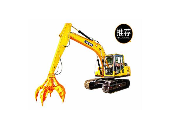 宝鼎BD150-6抓钢机抓铁机图片