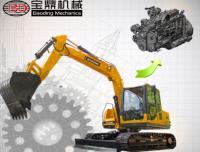 宝鼎BD90G-9挖掘机