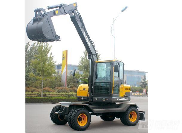 临工金利EW690BM轮式挖掘机