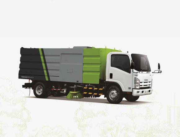 中联重科ZLJ5100TXSQLE5洗扫车