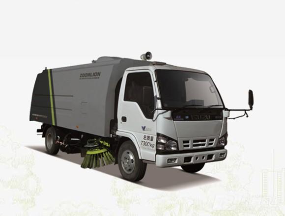 中联重科ZLJ5070TXSQLE5洗扫车