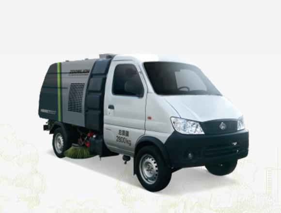 中联重科ZLJ5030TSLSCE5湿式扫路车