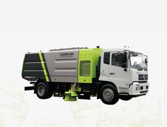 中联重科ZLJ5074TSLX1QLE5环保型干式扫路车