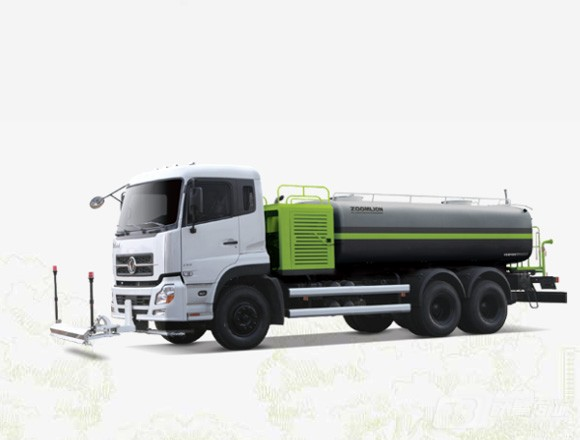 中联重科ZLJ5250GQXLZE5高压清洗车