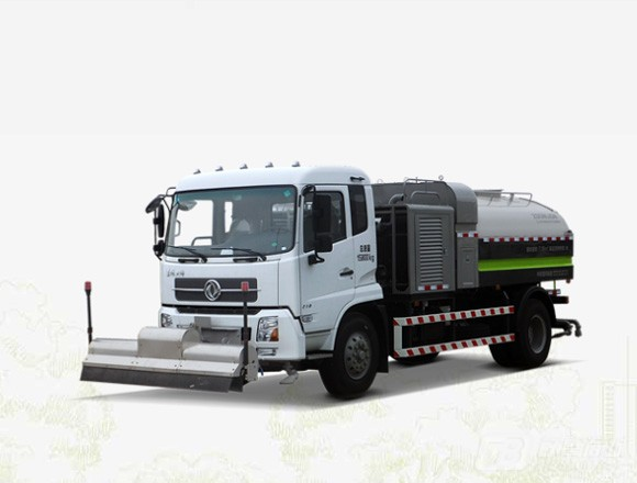 中联重科ZLJ5162GQXDFE5高压清洗车