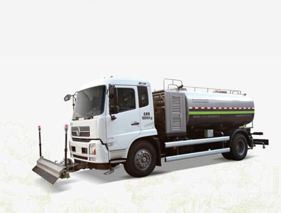 中联重科ZLJ5182GQXDFE5高压清洗车