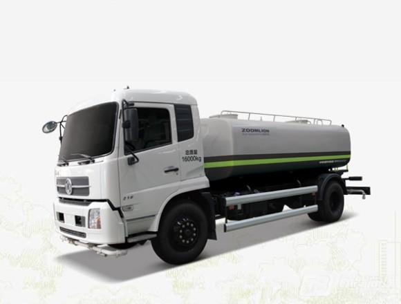 中联重科ZLJ5183GQXDFE5低压清洗车