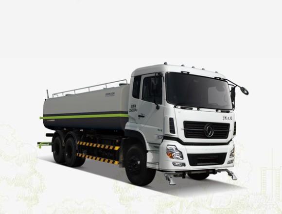 中联重科ZLJ5251GQXDF1E5B2低压清洗车