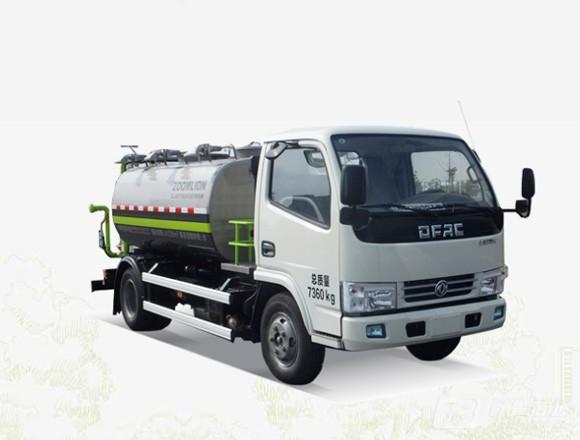 中联重科ZLJ5073GQXEQE5B1低压清洗车