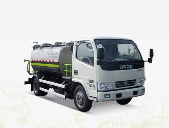 中联重科ZLJ5163GQXDFE5B2低压清洗车