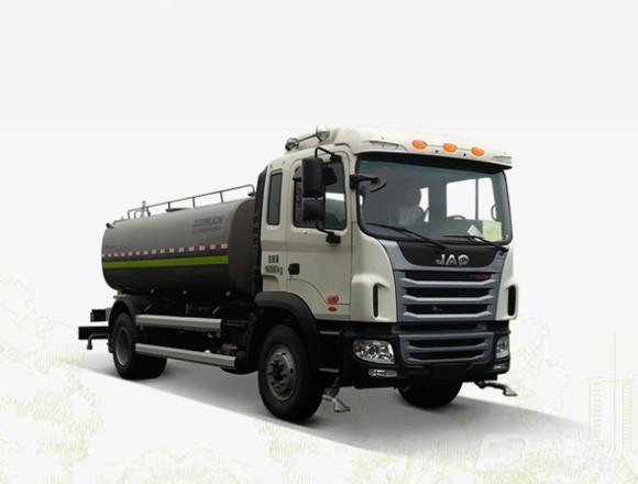 中联重科ZLJ5163GQXHFE5低压清洗车