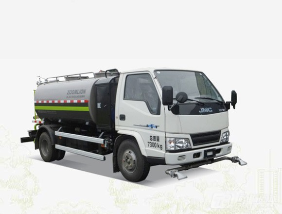 中联重科ZLJ5073GQXJXE5低压清洗车