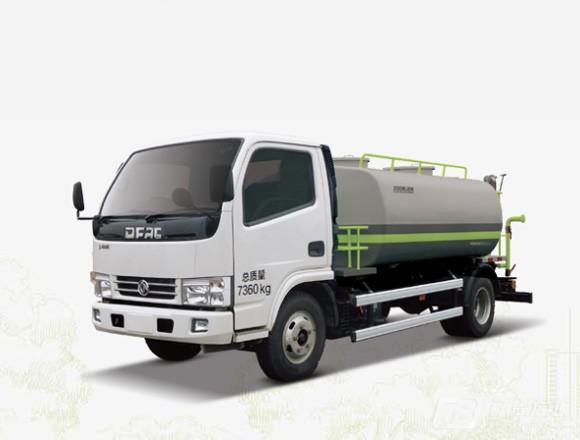 中联重科ZLJ5073GQXEQE5低压清洗车