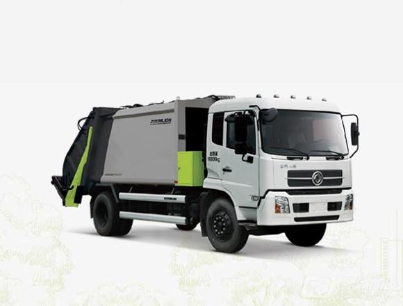 中联重科ZLJ5180ZYSDFE5后装压缩式垃圾车