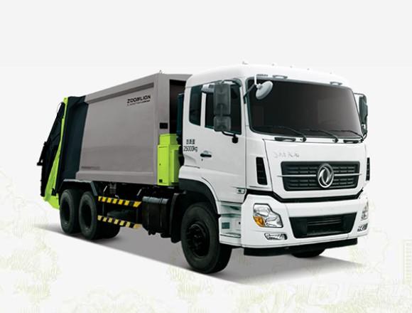 中联重科ZLJ5251ZYSDFE5后装压缩式垃圾车