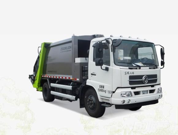 中联重科ZLJ5120ZYSDF1E5后装压缩式垃圾车