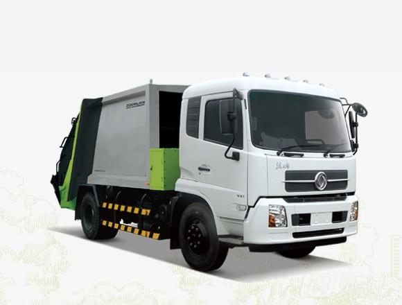 中联重科ZLJ5120ZYSDFE5后装压缩式垃圾车