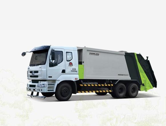 中联重科ZLJ5251ZYSLZE5后装压缩式垃圾车