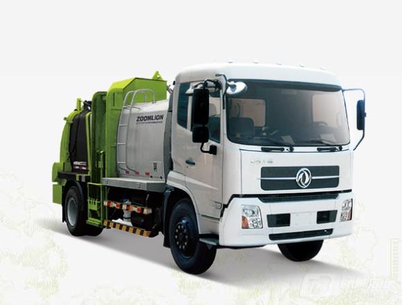 中联重科ZLJ5080TCAJXE5餐厨垃圾车
