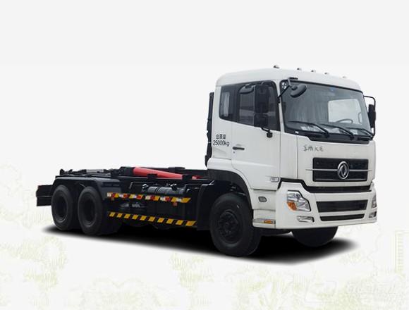 中联重科ZLJ5160ZDJLZE5压缩式对接垃圾车