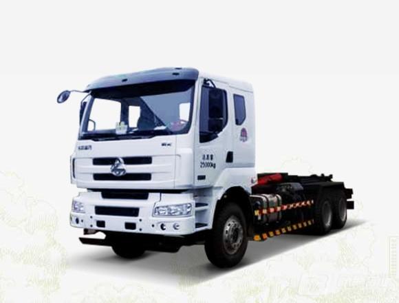 中联重科ZLJ5251ZXXLZE5车厢可卸式垃圾车
