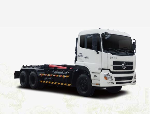 中联重科ZLJ5251ZXXDFE5车厢可卸式垃圾车
