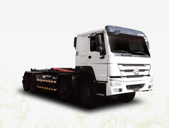 中联重科ZLJ5310ZXXZZE5车厢可卸式垃圾车