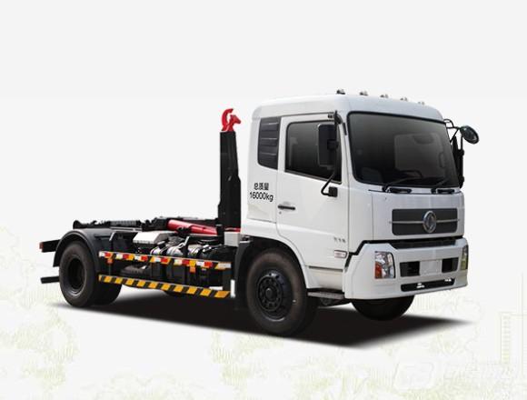 中联重科ZLJ5180ZXXDFE5车厢可卸式垃圾车