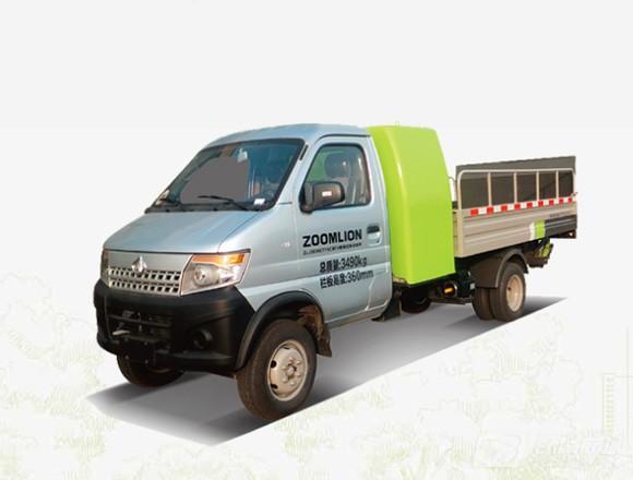 中联重科ZBH5030CTYSHBEV垃圾车