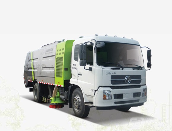 中联重科ZLJ5164TSLX1EQE5NG (LNG)环保型干式扫路车