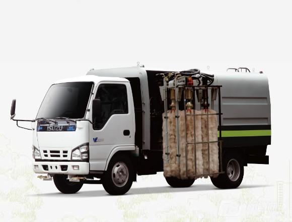 中联重科ZLJ5070GQXQLE5护栏清洗车