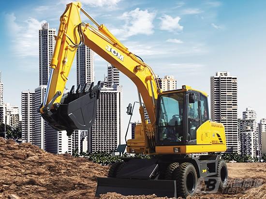 山推MW156-9履带挖掘机
