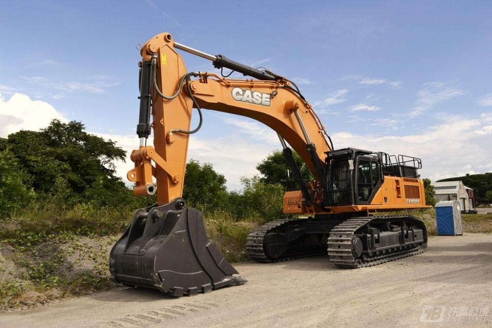 凯斯CX800B ME履带挖掘机