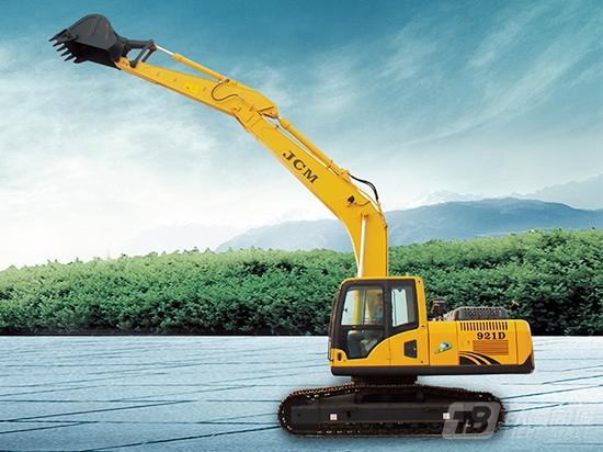 山推921D(潍柴发动机)履带挖掘机