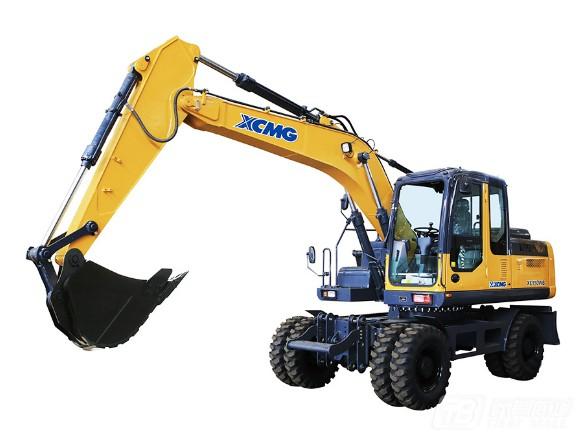 徐工XE150WB轮式挖掘机